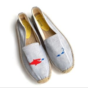 🆕Soludos x Mary Matson Hungry Fish Espadrilles